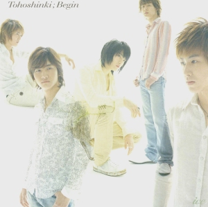 (Single) ~ Begin ~ (June 21, 2006) [japanese] CD + DVD 1. Begin 2. High Time 3. Begin(Less Vocal) 4. High Time(Less Vocal) DVD: 1. Begin (Video Clip) 2. Interview