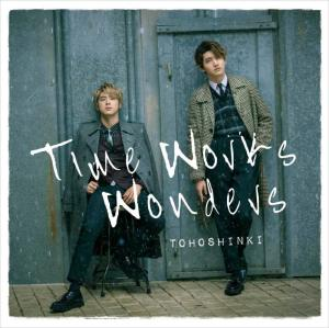 (Single) ~ Time Works Wonders ~ (November 5, 2014) [Japanese] CD: 1. Time Works Wonders 2. Baby Don't Cry 3. Time Works Wonders (Acapella Ver.) 4. Time Works Wonders (Less Vocal) 5. Baby Don't Cry (Less Vocal) 6. CD EXTRA: Jacket Making Movie