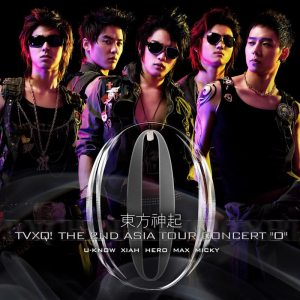 "[LIVE ALBUM] ~ The 2nd Asia Tour Concert 'O' Live ~ (June 18, 2007) [Korean] CD 1  01 . Opening_""O"" - In the End  02 . Phantom  03 . Million Men  04 . Battle field #1  05 . The way U are (remix)  06 . Winner  07 . Rising Sun   08 . Tears... in the water  09 . One  10 . Opening Ment  11 . Believe 12 . You're my miracle 13 . Life is struggle  14 . One Last Cry (Yoochun) 15 . Propose (Hey!Girl Reprise)  16 . Hey!Girl  17 . I wanna hold you  18 . When I first kissed you (Changmin) 19 . Crying (Jaejoong) CD 2  01 . DRIVE  02 . You only love  03 . Danger Zone  04 . Dangerous mind  05 . TRI-ANGLE (feat. Zhang Li Yin)  06 . ""O""- Jung Ban Hap (Concert Version)  07 . After the rain ...  08 . Remember  09 . Happiness  10 . Balloons  11 . Hi ya ya  12 . Ment  13 . Unforgettable 14 . Closing Ment  15 . HUG  Bonus Track  16 . My page (Junsu) 17 . Speaks Man / Spokesman(Yunho feat. Donghae)"