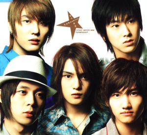 (Single) ~ Stay With Me Tonight ~ (April 27, 2005) [Japanese] CD: 01. Stay With Me Tonight 02. Try My Love 03. Stay With Me Tonight(Less Vocal) 04. Try My Love(Less Vocal) DVD: 01. Stay With Me Tonight