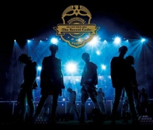 [Live Album] ~ Tohoshinki Live CD Collection: The Secret Code Final in Tokyo Dome' ~ (September 30, 2009) [Japanese] Disc 1 01. Opening VTR 02. Secret Game 03. Share The World 04. Why Did I Fall in Love With You? 05. Take Your Hands 06. MC 07. Stand Up! 08. 9095 09. VTR#2 10. FORCE 11. Purple Line 12. -MIROTIC- Disc 2 01. Heart,Mind and Soul 02. MC 03. 請別忘記 04. Insert Movie 05. XIAHTIC (Junsu) 06. COLORS ~Melody and Harmony~ (Jaejoong & Yoochun) 07. CHECKMATE (Yunho) 08. WILD SOUL (Changmin) 09. VTR#3 10. Begin 11. Nobody Knows 12. TAXI 13. Forever Love Disc 3 01.