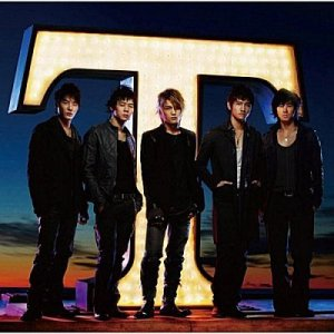 (Album) ~ T ~ (January 22, 2008) [Japanese] CD + DVD CD 01 TRICK 02 NO? 03 Purple Line 04 Forever Love 05 Summer Dream 06 Ride on 07 DARKNESS EYES 08 Lovin' you 09 Rainbow 10 SHINE 11 LAST ANGEL -TOHOSHINKI ver.- 12 CLAP! 13 Love in the Ice ~BONUS TRACK~ 14 Together DVD 01 Lovin' you 02 Summer Dream 03 SHINE 04 Forever Love 05 Together 06 Off Shot Movie