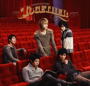 (Single)~ Together ~ (December 19, 2007) [Japanese] 01. Together  02. Together -Kids Chorus ver.-  03. Forever Love -Bell'n'Snow Edit-  04. Together -Less Vocal-