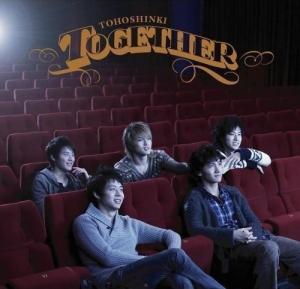 (Single)~ Together ~ (December 19, 2007) [Japanese] CD + DVD CD 01. Together 02. Together(Less Vocal) DVD 01. Together (Video Clip) 02. Off Shot Movie