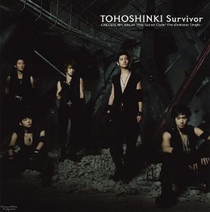 (Single) ~ Survivor ~ (March 11, 2009) [Japanese] CD + DVD CD: 1. Survivor 2. Take Your Hands 3. Survivor (Less Vocal) 4. Take Your Hands (Less Vocal) DVD: Survivor (PV) Off Shot Movie (First Press only)