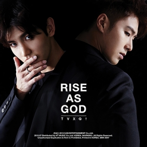 (Album) ~ RISE AS GOD ~  (July 20, 2015) [Korean] 1. Vertigo 2. Champagne (U-Know Yunho Solo) 3. Rise As One (Max Changmin Solo) 4. Every Day it Rains… 5. Smile 6. Top of the World 7. Apology (Max Changmin Solo) 8. Komplikated (U-Know Yunho Solo) 9. Sominus 10. Lucky Star
