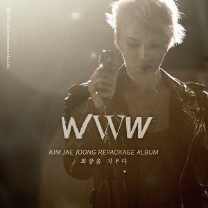 (Repackaged Album) ~ Erase Make-Up ~ (Jaejoong) (January 22, 2014) [KOREAN] 1. Heaven ft. Gummy 2. Erase Make-Up (Keshou) 3. Brighter/Light 4. Don't Walk Away 5. Just Another Girl 6. Butterfly 7. Rotton Love 8. Shiny Day ft. Lee Sanggon 9. Let the Rhythm Flow 10. I Said I'm Sorry 11. Now is Good 12. #9+1 13. Luvholic ft. Ha Dong Qn 14. Modem Beat 15. Paradise