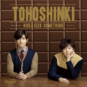 (Single) ~ Hide & Seek / Something ~ (February 5, 2014) [Japanese] - Bigeast Version ~ 1. Hide & Seek 2. Something 3. Hide & Seek – Less Vocal - 4. Something – Less Vocal -